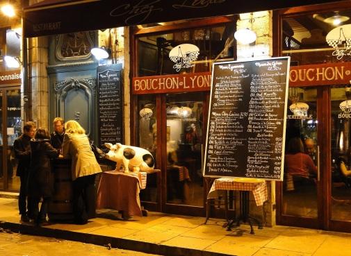Bouchon, Lyon, France