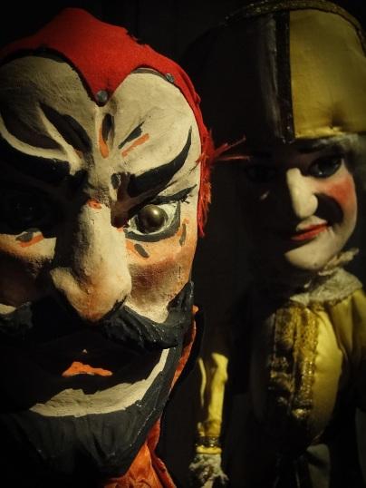 Musée des Marionnettes, Lyon, France