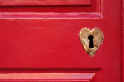 Dublin Heart Lock