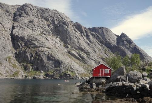 Village of Å
