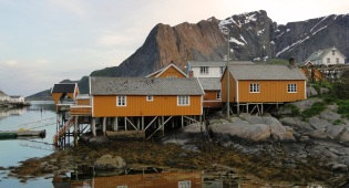 Sariskoy, Lofoten