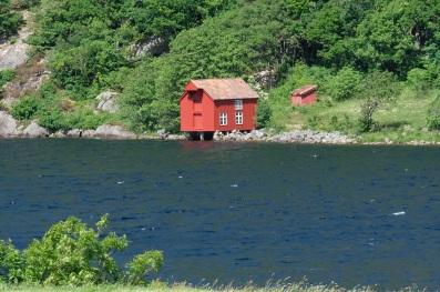 Fishing hut, Ana Sira
