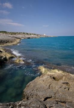 The beautiful but unsignposted coastal area around Calarossa