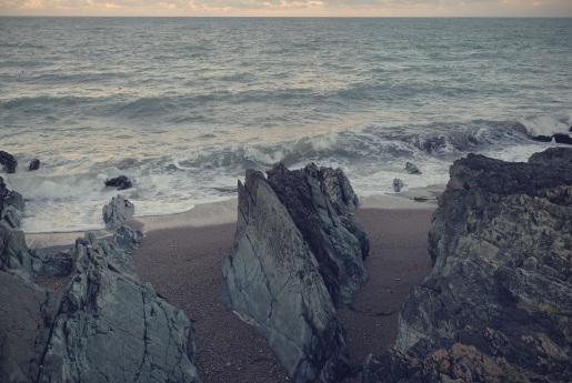 Greystones rocks