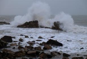 Storm Deirdre