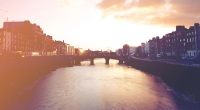 Dublin riverscape
