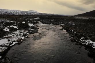 Hvítá, Iceland