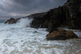 Off the A859, North Harris
