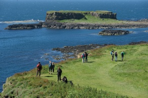 Island of Lunga, Treshnish Isles, Scotland