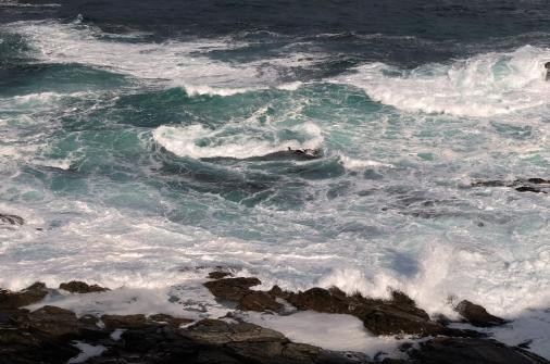 North Atlantic waves, Mailin Head