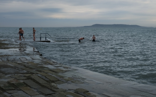 Bathers at Seapoint