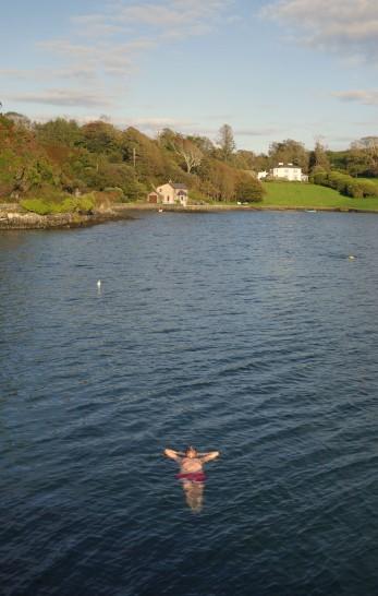 Napping, Lough Hyne