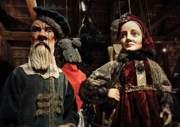 Marionette Museum, Český Krumlov