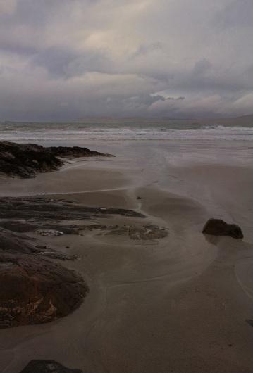 Island's View beach, Connemara